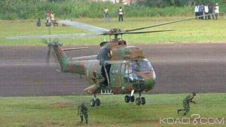 Cameroun : 20 mai, l'armée donne le ton à travers un show aérien