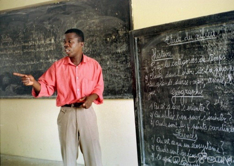 Côte d'Ivoire : Abidjan aura ses candidats au concours du meilleur enseignant du monde pour empocher un demi-milliard  FCFA