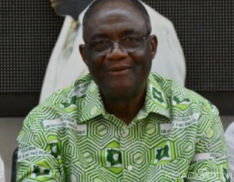 Côte d'Ivoire : Guikahué, « L'ambition du PDCI-RDA est de gagner la présidentielle de 2020 »