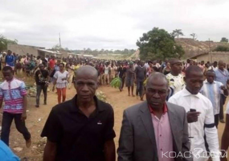 Côte d'Ivoire: A Daloa, des fonctionnaires dans la rue pour protester après l'assassinat d'un professeur d'Anglais