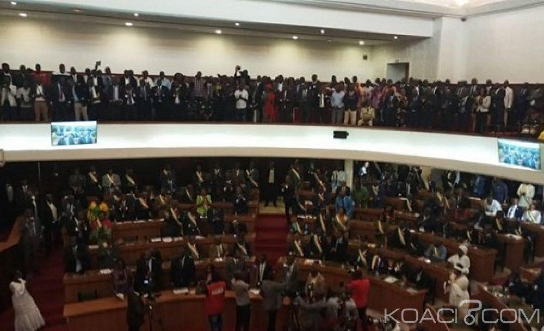 Côte d'Ivoire : Assemblée Nationale, pourquoi  les groupes parlementaires de l'opposition ont boycotté ce lundi  la séance  plénière