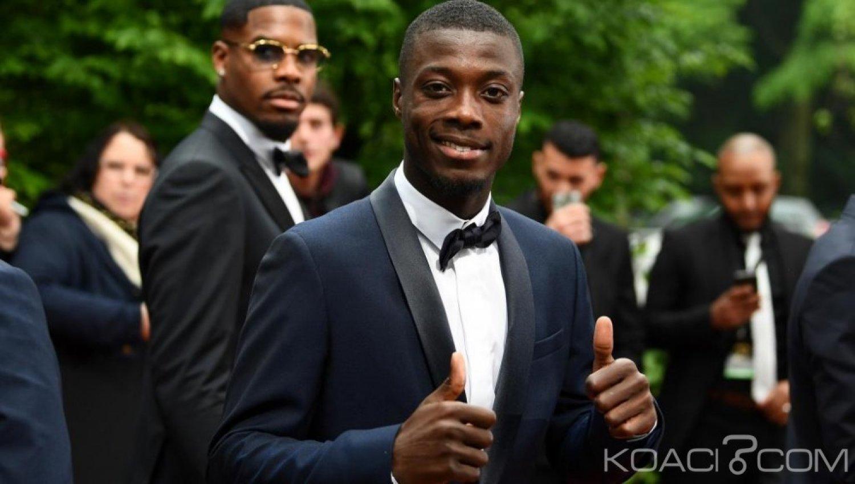 Côte d'Ivoire: Sans trop de surprise, Nicolas Pépé remporte le Prix Marc-Vivien Foé 2019