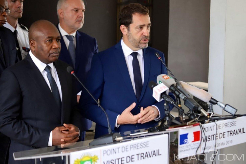 Côte d'Ivoire-France: Le ministre français Castaner «négocie» pour un retour facile des ivoiriens qui vivent dans son pays et n'ont pas vocation à y rester