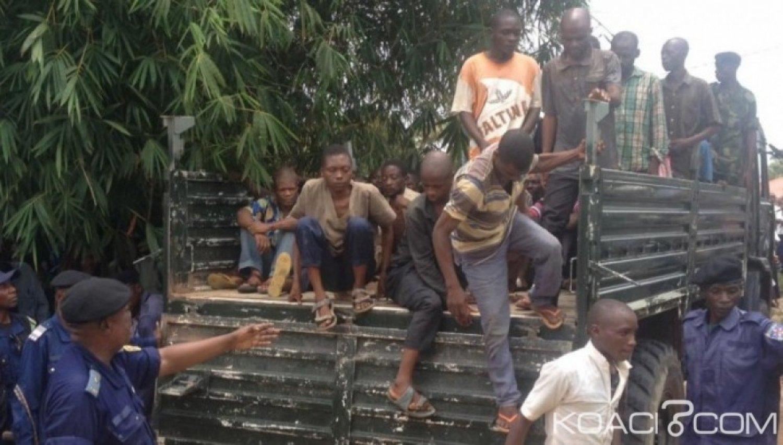 RDC : Quarante cinq miliciens Kamuina Nsapu transférés après des évasions spectaculaires