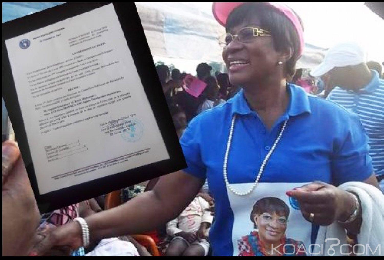 Côte d'Ivoire: FPI, Laurent Gbagbo nomme Agnès Monnet et Emmanuel Ackah comme ses conseillers politiques