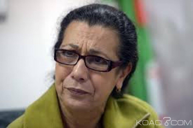 Algérie : La cheffe du Parti des travailleurs Louisa Hanoune maintenue en prison