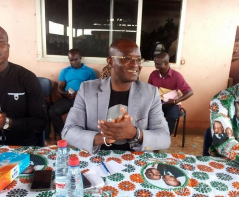 Côte d'Ivoire : Le député Dah Sansan confirme s'être débarrassé du véhicule que lui a offert Guillaume Soro