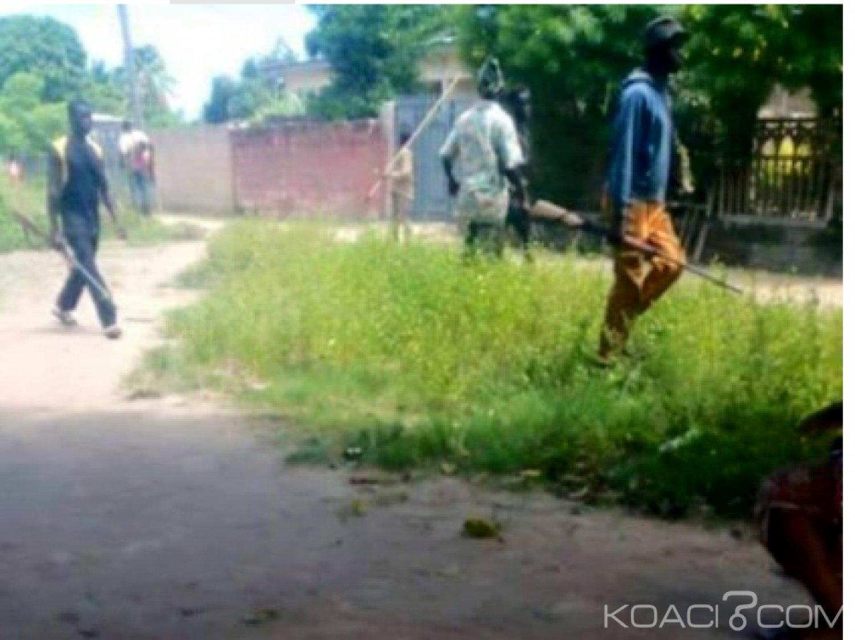 Côte d'Ivoire : Béoumi, 7 jeunes et un chef de village mis aux arrêts (population)