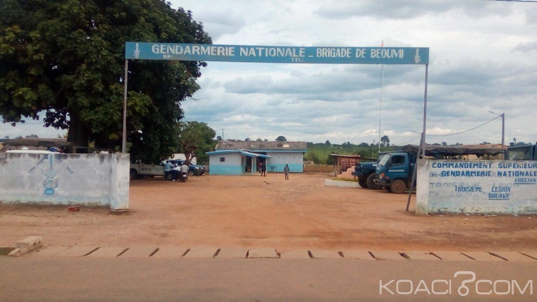 Côte d'Ivoire : Conflit inter-ethnique à Béoumi, suite aux perquisitions et arrestations annoncées, le préfet Djedj Mel met en garde