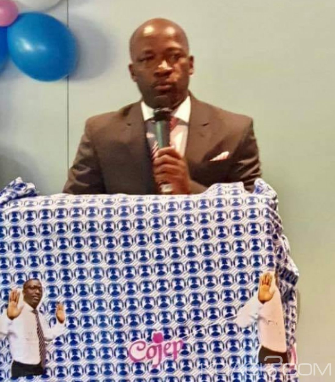Côte d'Ivoire : Depuis la Haye Blé répond à ceux qui estiment qu'il a trahi Gbagbo «la conclusion de Laurent Gbagbo sera moi mon introduction »