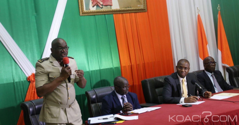 Côte d'Ivoire : Evènements de Béoumi, le dernier bilan fait état de 10 morts 104 blessés et plus de 500 personnes victimes de dégà¢ts matériels