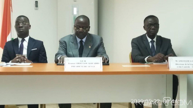 Côte d'Ivoire: Jeannot Ahoussou Kouadio annonce officiellement son départ du PDCI-RDA et opte pour le RHDP