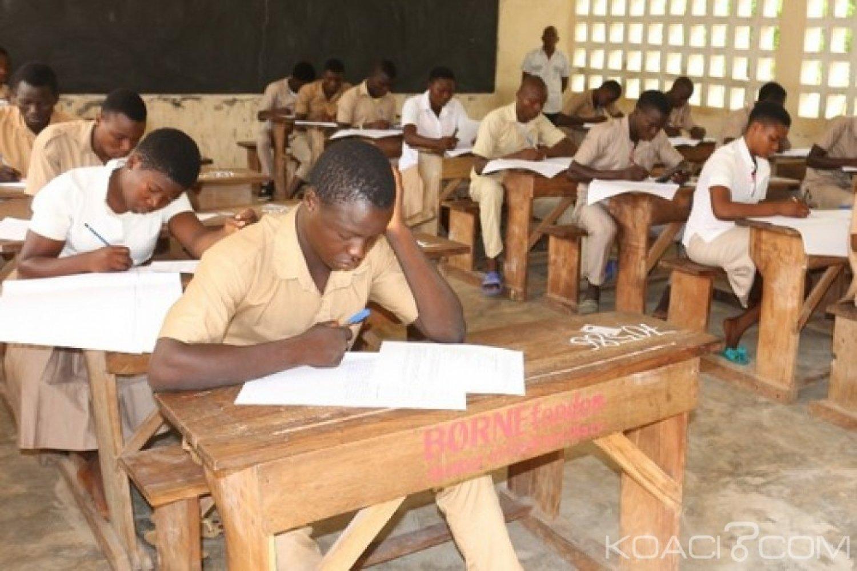 Togo : Examen du BAC I pour la Terminale