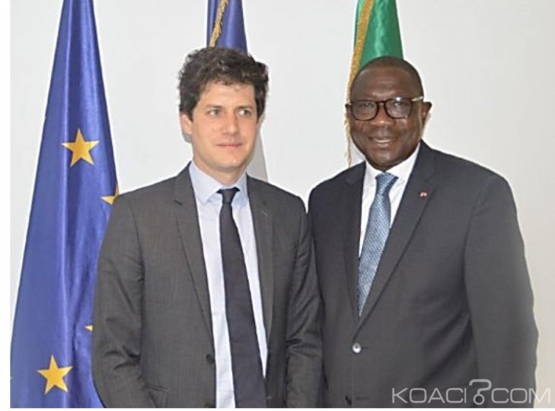 Côte d'Ivoire : Paris s'engage à soutenir Abidjan dans la conduite de sa politique urbaine