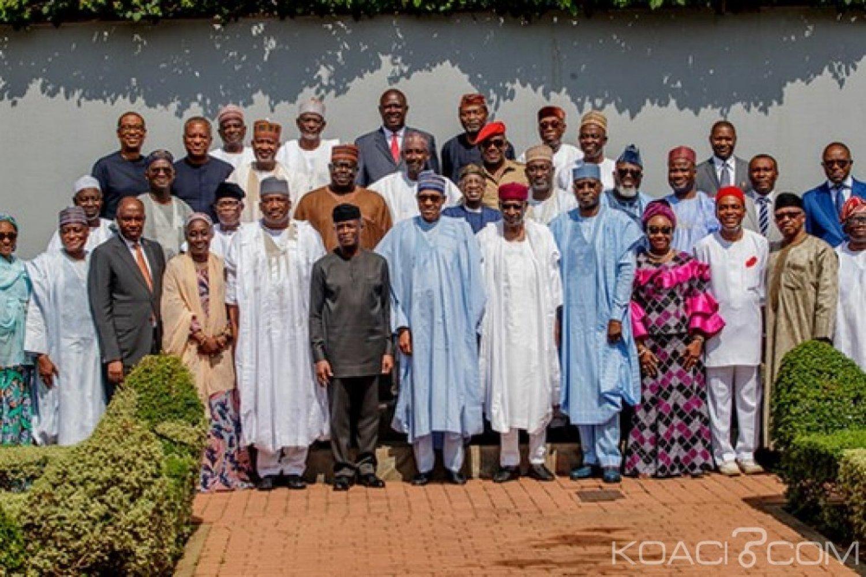 Nigeria : Conseil des ministres d'adieu, les portefeuilles à rendre d'ici le 28 mai