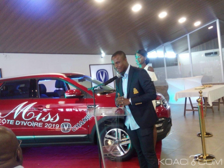 Côte d'Ivoire : Concours Miss 2019, un constructeur automobile chinois promet un véhicule de 17 millions de FCFA au vainqueur
