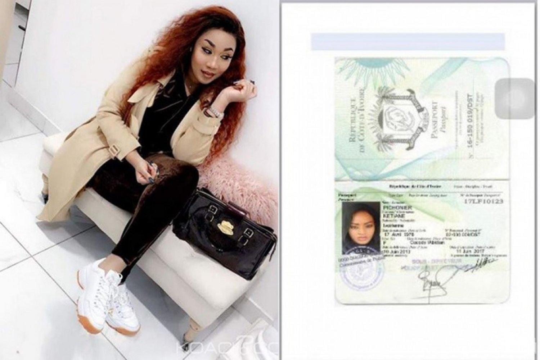 Côte d'Ivoire : Avec l'image d'une actrice ivoirienne,  une dénommée « pichonier Ketinae » pour arnaquer un Canadien
