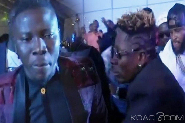 Ghana : VGMA, les artistes Shatta Wale et Stonebwoy sanctionnés après une bagarre sur scène