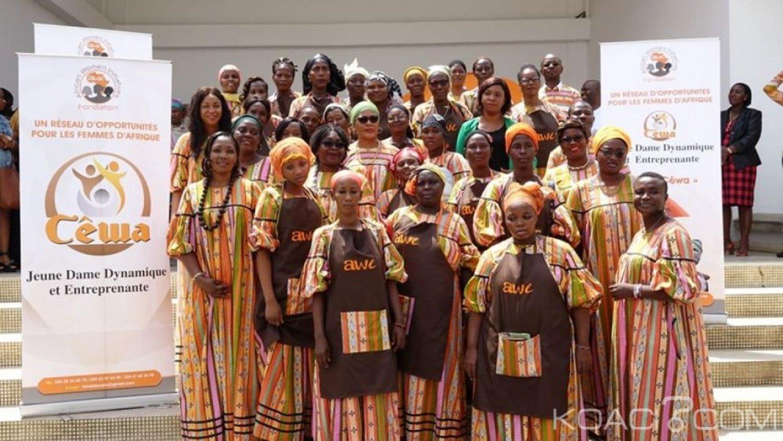 Côte d'Ivoire : Entrepreneuriat féminin, les jeunes commerçantes du secteur informel ont un cadre pour booster leurs activités
