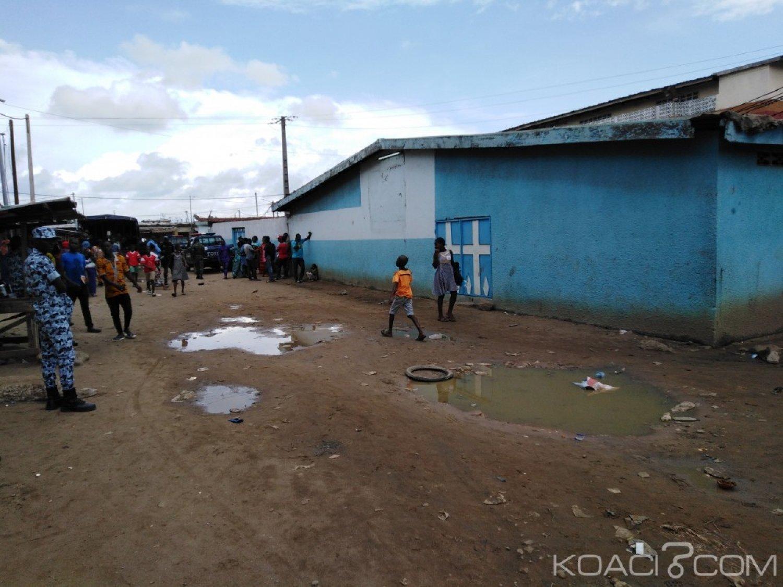 Côte d'Ivoire: Emportée à Marcory, la tête du chantre retrouvée à Koumassi