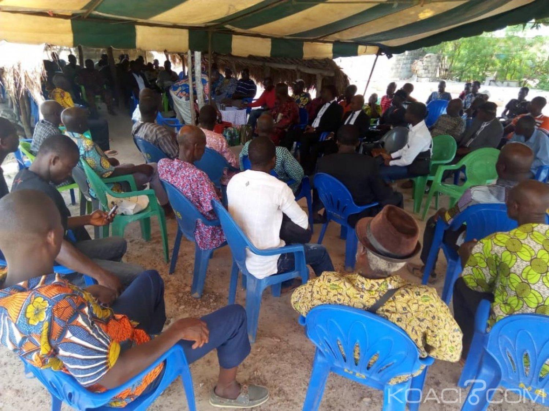 Côte d'Ivoire : Béoumi, le GP-Paix de Lagou aux populations et autorités « le pays n'a plus besoin de guerre après celle de 2002 à 2010 »