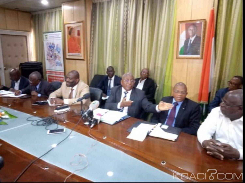 Côte d'Ivoire: Rétention des notes annoncée par la Cosefci, «C'est criminel !», selon le ministère de l'éducation nationale
