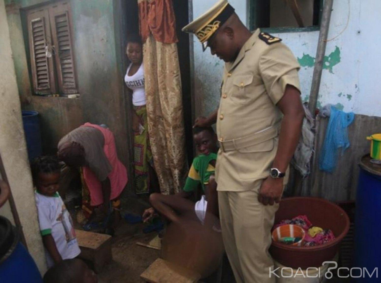 Côte d'Ivoire : Le préfet d'Abidjan au chevet personnes brûlées par l'explosion du gaz dont sept victimes sont  décédées