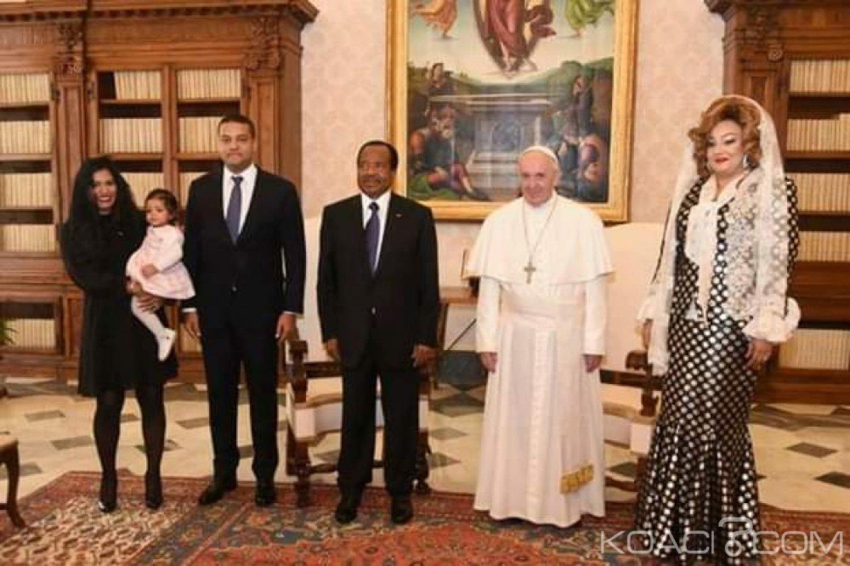 Cameroun : Le pape implore Dieu à soutenir les efforts pour un retour à la paix et  à l'unité