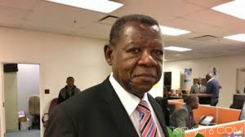 RDC: Plainte de Lambert Mende après la découverte d'un« faux diamant» à son domicile