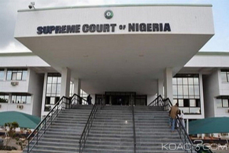 Nigeria : Cour suprême, annulation des votes du parti APC à Zamfara