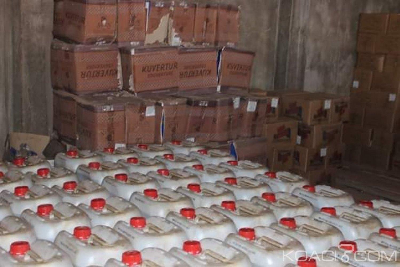 Cameroun : Découverte d'un site de  contrefaçon des dates de péremption sur des produits alimentaires