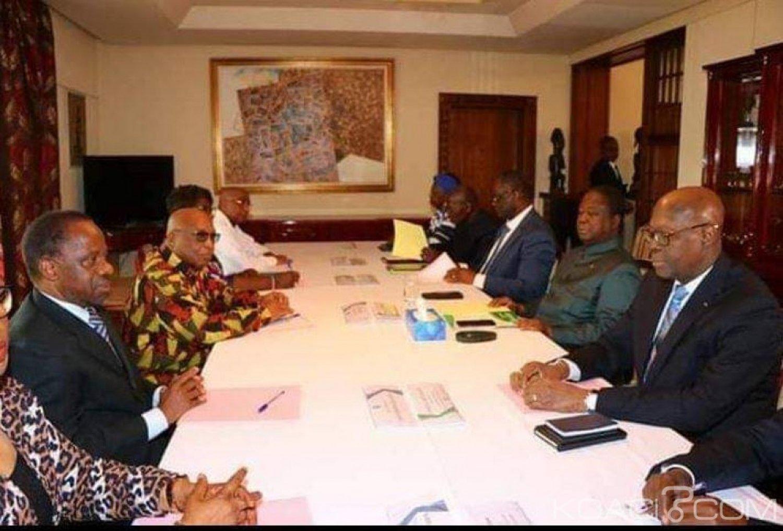 Côte d'Ivoire : En recevant les émissaires de Gbagbo, Bédié a officiellement là¢ché Affi