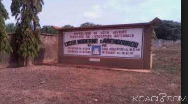 Côte d'Ivoire : Un  phénomène créé par des élèves met l'école en danger à Abengourou, la passivité des forces de l'ordre dénoncée