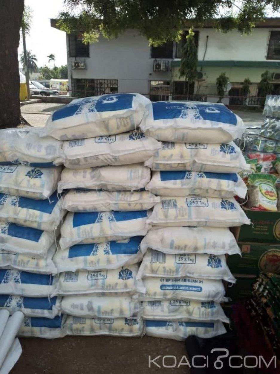 Côte d'Ivoire : Les femmes de la Bagoué se soutiennent à l'occasion du mois de Ramadan avec d'importants lots de produits pour la rupture du jeûne
