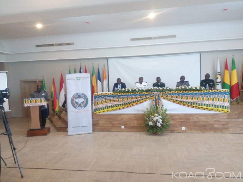 Côte d'Ivoire : Des pays plaident à la 4ème session de l'IESD pour un accroissement des ressources financières pour soutenir la force africaine en attente