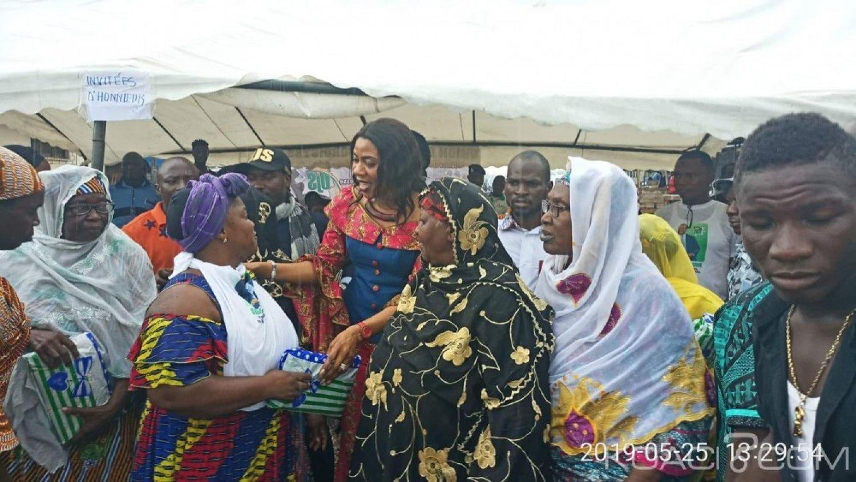 Côte d'Ivoire : Affoussiata Bamba-Lamine à propos de 2020 : «Si nous voulons le changement, il va se faire, parce que ce que femme veut Dieu le veut »