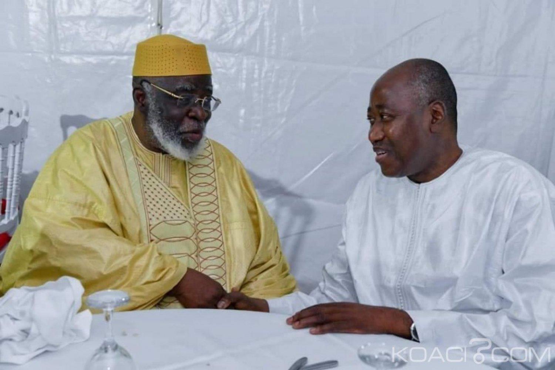 Côte d'Ivoire : Pour la paix dans le pays, Gon exhorte les Imams à continuer de prier en ce mois de Ramadan