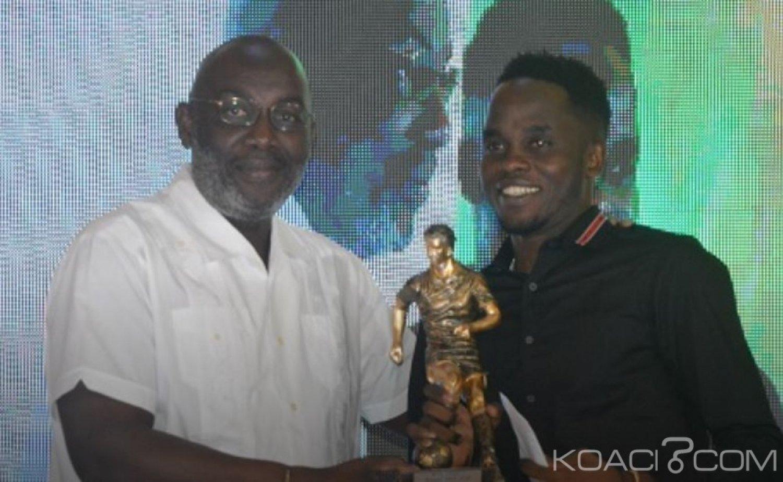 Côte d'Ivoire : Wonlo Coulibaly (Asec), le ballon d'or ivoirien de la saison 2018-2019