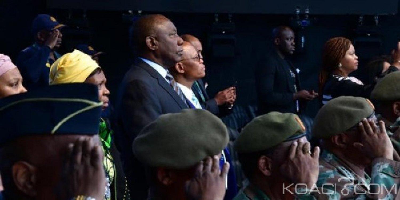 Afrique du Sud: Investi Président pour cinq ans, Cyril Ramaphosa promet des emplois