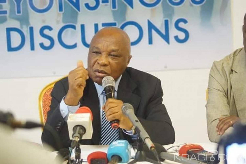 Côte d'Ivoire: Assoa Adou «Gbagbo nous a demandé de discuter avec Rhdp, il y a un seul Fpi dont le président est Laurent Gbagbo»