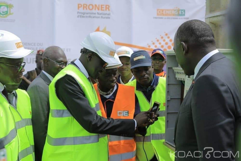 Côte d'Ivoire: Mise sous tension de cinq localités dans le N'Zi, Cissé annonce la prise en charge par l'Etat des 1000 FCFA des frais de souscription