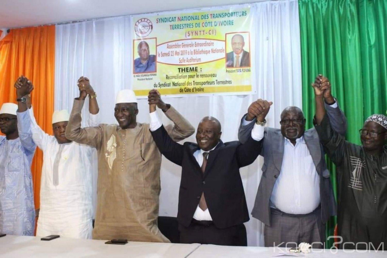 Côte d'Ivoire: Les transporteurs terrestres font la paix autour de leur président et s'engagent à la fin de l'anarchie dans les gares routières