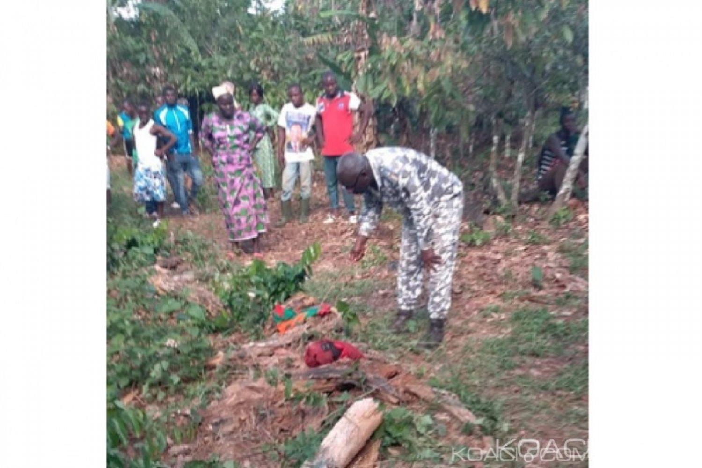 Côte d'Ivoire: Macabre découverte à Logouélé, une femme retrouvée décapitée