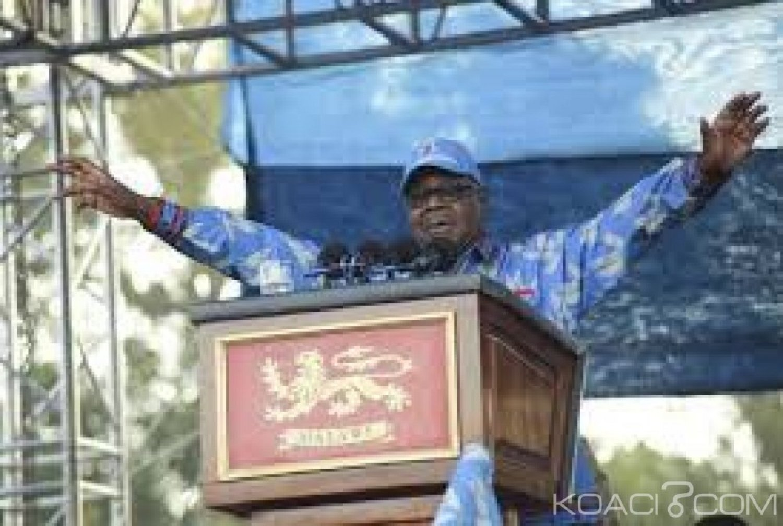 Malawi : Présidentielle, Peter Mutharika réélu de justesse avec 38,57% des voix
