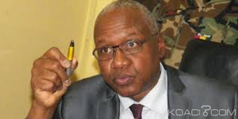 Guinée: Opposé à la modification de la constitution, le ministre de la justice rend le tablier