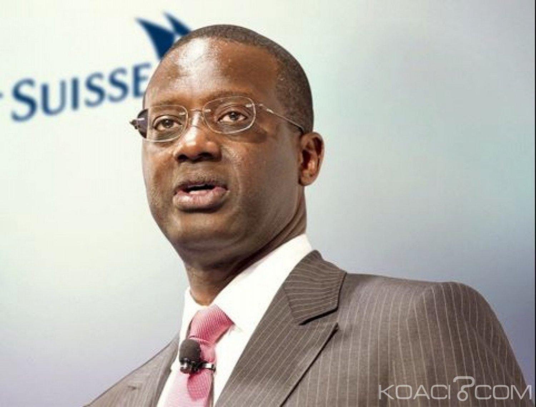 Côte d'Ivoire: L'ivoirien Tidjane Thiam proposé au sein du Comité International Olympique (CIO)
