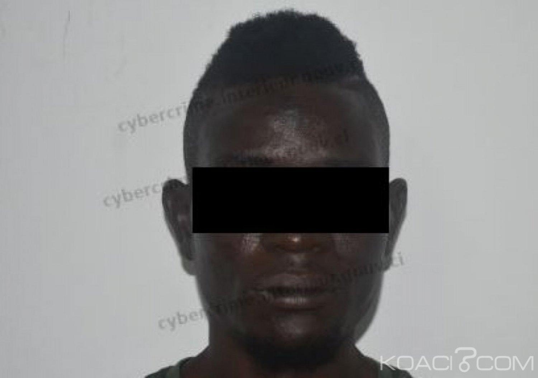 Côte d'Ivoire : Epinglé pour chantage sur une mineure de quinze ans