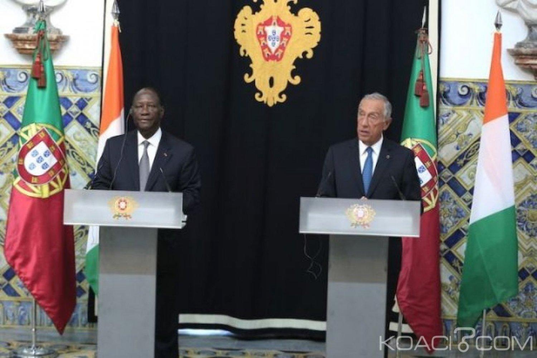 Côte d'Ivoire : Le Président de la République de Portugal en visite d'Etat à Abidjan du 13 au 14 juin prochain