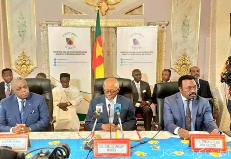 Cameroun : Crise anglophone, Yaoundé ouvre le front diplomatique