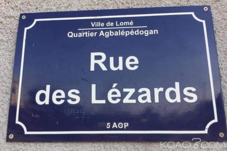 Togo : Explication après des noms de rues qui créent polémique à Lomé